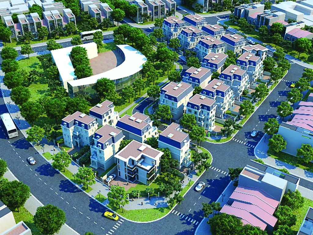 Dự án tiêu biểu của AMACCAO Lô biệt thự CT6 Linh Đàm