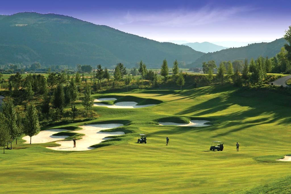 Sân Golf Legend Hill Sóc Sơn dự án tiêu biểu amaccao