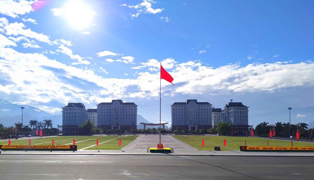 Quảng trường Lai Châu - Dự án tiêu biểu của AMACCAO 2