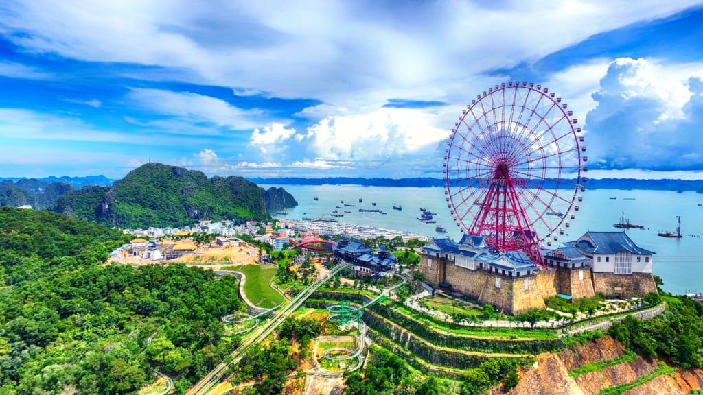 Công viên Đại Dương - Hạ Long - dự án tiêu biểu amaccao