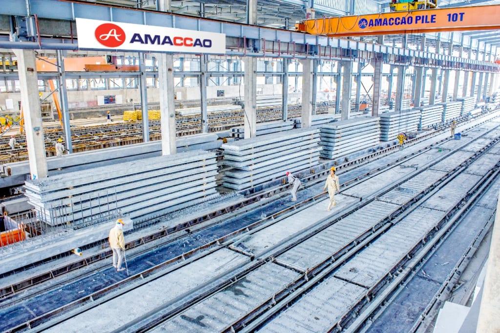 amaccao đầu tư vào mảng khó