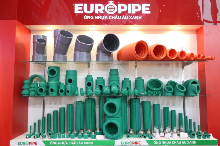europipe triển lãm quốc tế vietbuild amaccao