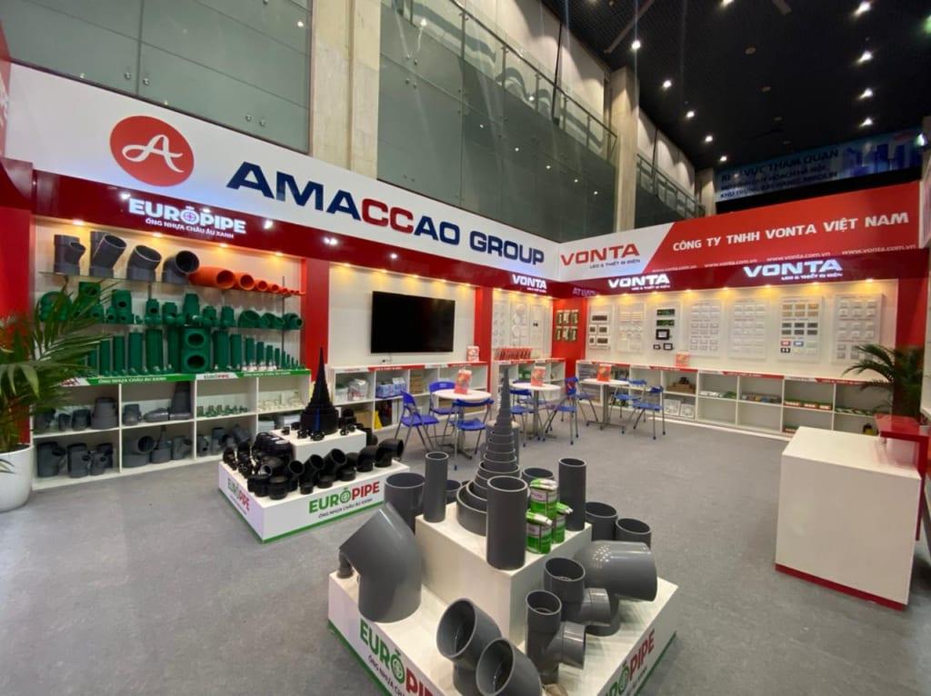 triển lãm quốc tế vietbuild amaccao
