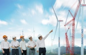 ngành điện gió việt nam